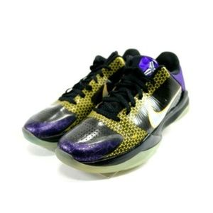 Nike Zoom Kobe V Men's Basketball Shoes Size 9